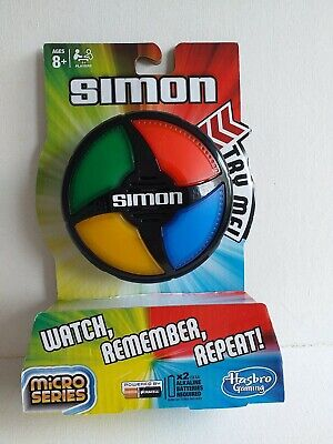 Simon Micro Series Copying Game - New Boxed Hasbro • 10.50£