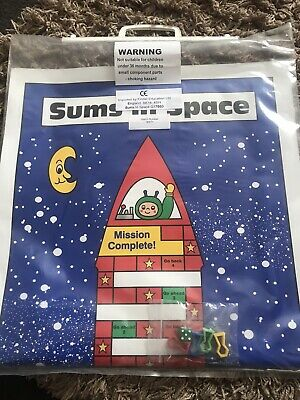 Sums In Space Game NEW • 4.50£