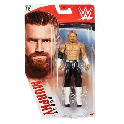 WWE Basic Series 113 Buddy Murphy 15cm Action Figure Wrestle Collectable Model • 18.99£