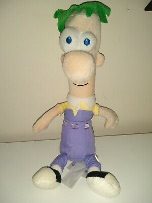 Ferb Fletcher Rare Disney Store Soft Plush  • 2.80£