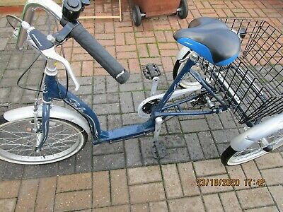 Mission Tricycle, Trike Bike, With Basket And Gears, Great Condition • 88£