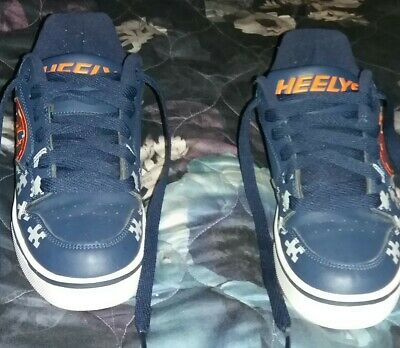 Heely's Blue Trainers Size 5 (38) • 10£
