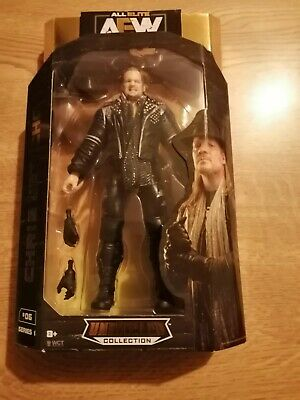 AEW All Elite Wrestling Unrivaled Collection Chris Jericho Figure - Brand NEW • 40£