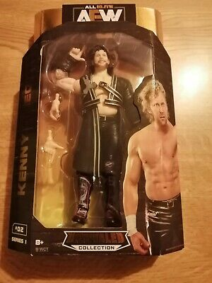 AEW All Elite Wrestling Unrivaled Collection Kenny Omega Figure - Brand NEW • 40£