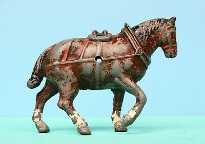 VINTAGE CHARBENS LEAD FARM MODELS - SPARE CART HORSE For CARTS...!! • 4.99£
