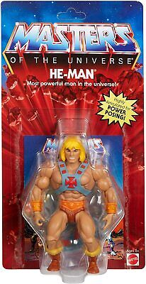 Masters Of The Universe Origins He-Man Action Figure BRAND NEW  • 19.99£