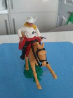 Timpo Cowboy Mounted Sheriff • 35£