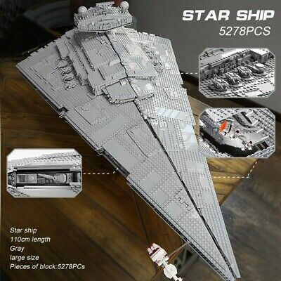Lepin Star Destroyer 81098 Compatible With 75252. UK Stock, Shipped From UK • 205£