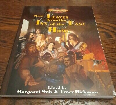 Dragonlance. More Leaves From The Inn Of The Last Home.  • 45£