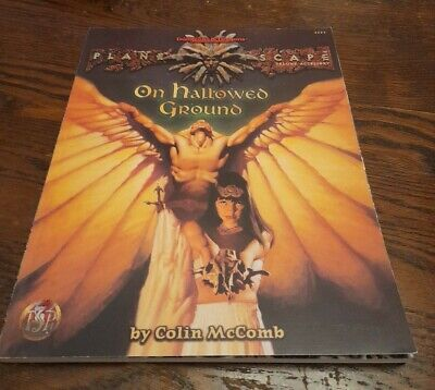 AD&D 2nd Ed. Planescape - On Hallowed Ground. TSR 2623 • 55£