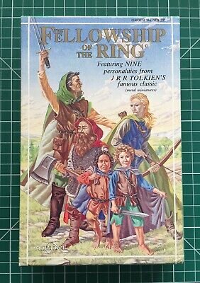 Mithril Miniatures MB237 Fellowship Of The Ring Boxed Set • 9.99£