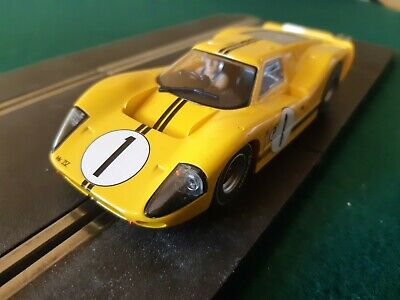 Unboxed Digital Scalextric Ford Mk Iv 1 32 • 18£