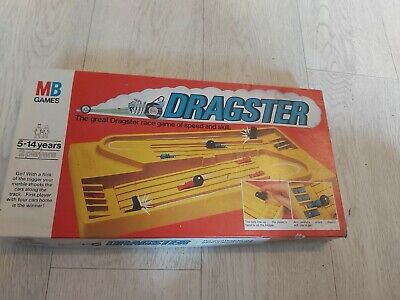 Vintage 1970s Dragster Game. Complete In Excellent Condition  • 3.40£