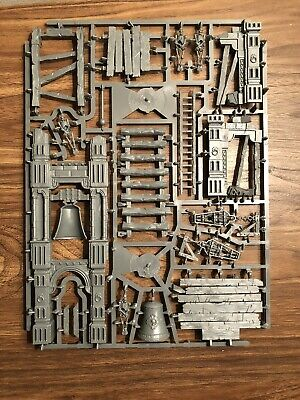 Azyrite Ruins Bell Tower A Warhammer Age Of Sigmar Terrain, Warcry Catacombs • 13£