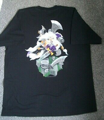 Games Workshop T.shirt White Dwarf From The 1990's • 5.50£