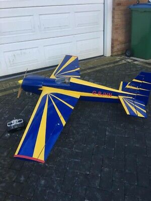Rc Plane Large Extra 260 Kit Built 2.4m  • 150£