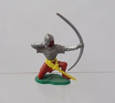 Lone Star Lonestar Harvey Series Medieval Knight Archer Swoppet Style Figure • 19.99£