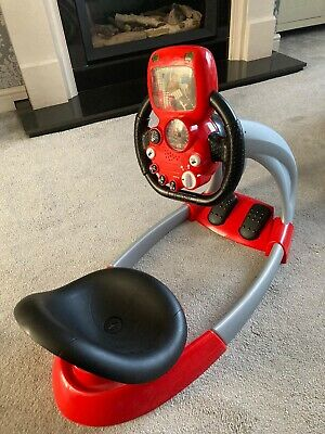 Boys Toy Smoby Electronic Car Simulator • 15£