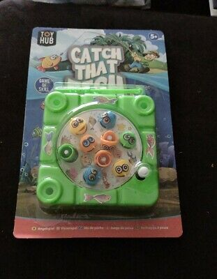 Magnet Catch That Fish Game • 4.99£