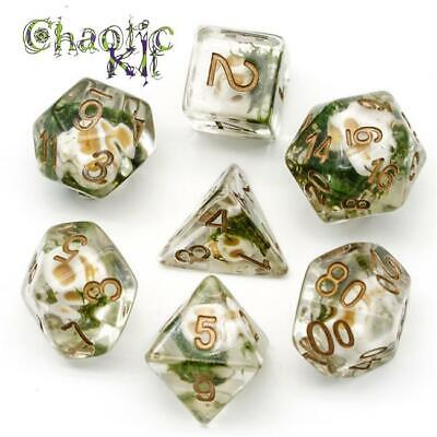 Necromancer Skull Dice. Death, Cleric, Dungeons And Dragons, DND, 5e • 16.50£