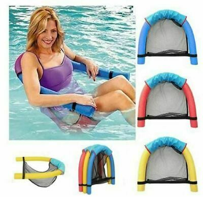 Swimming Rings Inflatable Boat Swim Seats Pool Float Toy Water Lifebuoy Circle P • 30.64£