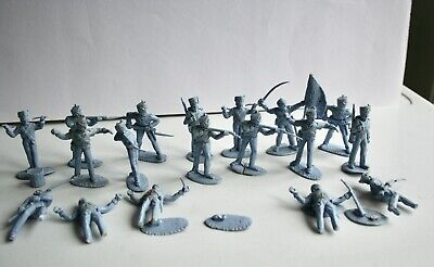 King's Royal Rifle Corps 60th Regiment Of Foot/Napoleonic Figures English Made • 19.99£