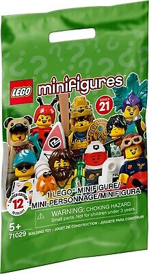 Lego Collectable Minifigure Series 21 - 71029 - CHOOSE MINIFIGURE - NEW • 6.99£