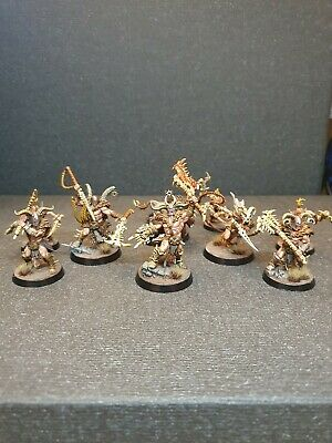 Warcry Warband * Warhammer Age Of Sigmar * Pro Painted * Brand New *  • 89£