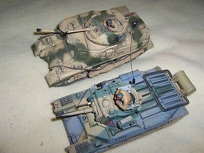 Forces Of Valour 1/32 Scale Matilda And Lee Tank .     • 70£