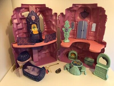 She Ra Princess Of Power Pink Crystal Castle With Accessories Rare • 80£