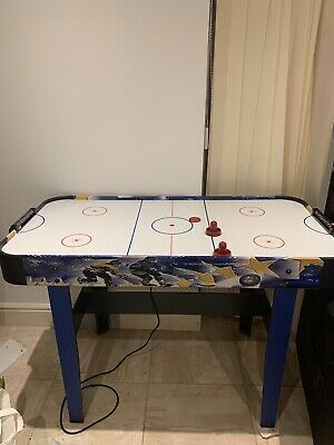 AIR HOCKEY TABLE QUICK FIRE ELECTRIC 4ft. • 14.99£