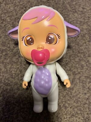 """Cry Baby Lammy The Lamb Toy Doll - Approx. 4.5"""" • 4.95£"""
