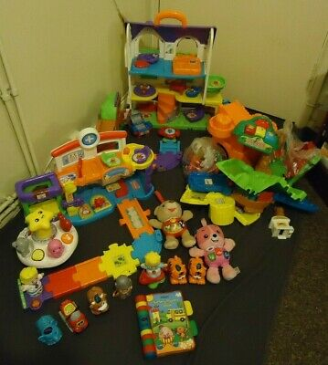 Vtech Toot Toot Educational Toys Etc-(Choose The One You Want From The Drop Bar) • 10£