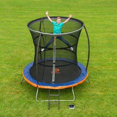 Jump Power 8ft Trampoline And Enclosure • 175.99£