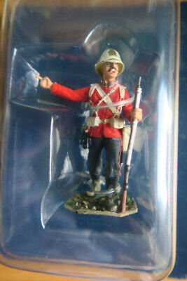 HACHETTE BRITISH SERGEANT 24th FOOT Marching Order 1879 (In Sealed Blister Pack) • 10£