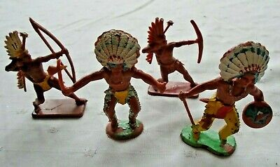 Crescent Red Indian Toy Soldiers • 2.99£