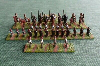15mm DBA Late T'ang Army Painted And Based  • 34.99£