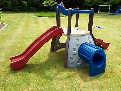 Little Tikes Double Decker Super Slide And Climbing Frame • 28.10£