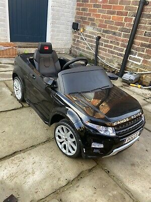 Kids Licensed Range Rover Evoque  • 99£