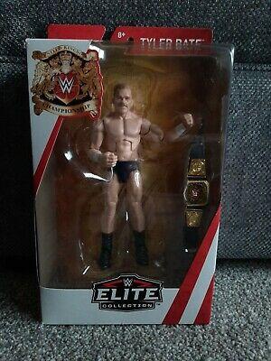 Tyler Bate. WWE UK Champion Exclusive Mattel Wrestling Action Figure Elite Boxed • 4.40£