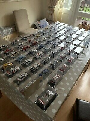 Deagostini Rally Car Collection • 420£