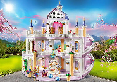 PLAYMOBIL 9879 Fairy Castle [Brand New And Boxed] • 95£