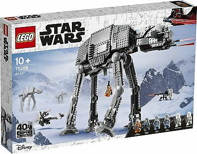 LEGO 75288 Star Wars AT-AT Walker Toy 40th Anniversary Set *NEW*&*FREE POSTAGE* • 137.49£