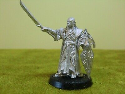 Warhammer Lotr - Celeborn Rare Pose (metal Model) *** New *** • 7.50£