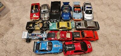 Scalextric & Others Customised Cars 14 No Condition As Per Pics • 20£