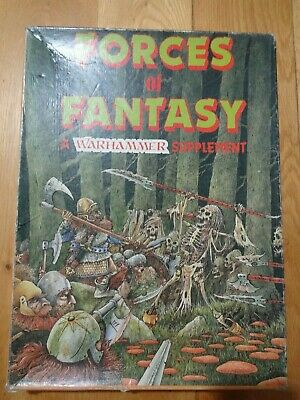 Forces Of Fantasy Warhammer Expansion • 49£