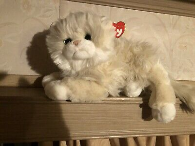 LOVELY TY   Classic Cat     Sophisticat    With Tag ,Rare Cat. • 15£