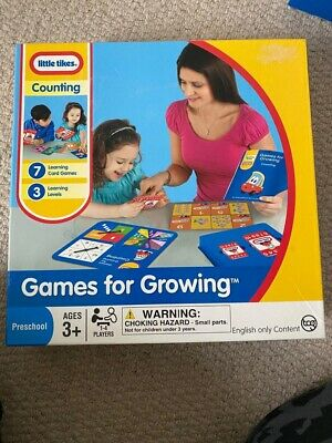 Little Tikes Games For Growing • 3£