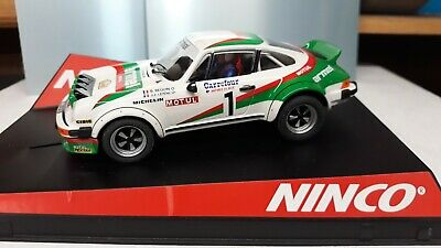 Scalextric Ninco Porsche 911 Classic 1985 Rally NEW In Box • 42.99£