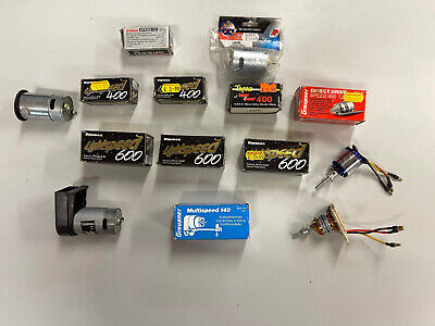 Job Lot RC Electric Motors New And Used • 21£
